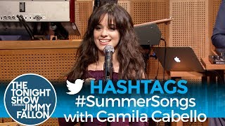 Video Hashtags: #SummerSongs with Camila Cabello MP3, 3GP, MP4, WEBM, AVI, FLV April 2018