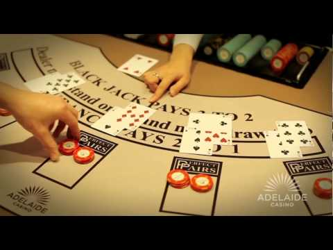 Adelaide Casino presents: The 'How to Play' Blackjack Guide