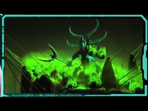 LEGO Hero Factory - Queen Beast vs. Furno, Evo &  Stormen