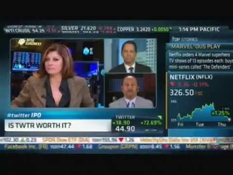 Amish Shah Talks Twitter IPO