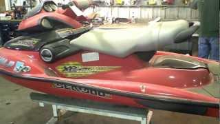 7. LOT 1327B 2003 SEA DOO XP DI XPDI 951 JET SKI