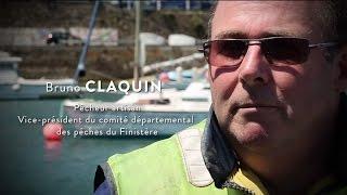 BRUNO CLAQUIN Pêcheur artisan,