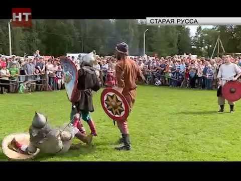 В Старой Руссе второй раз прошел второй фестиваль «Княжья братчина»