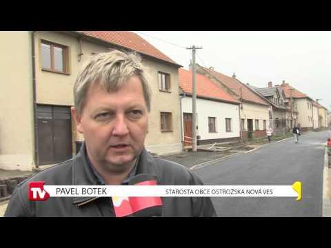 TVS: Zpravodajství Ostrožská Nová Ves - 4.12.2015