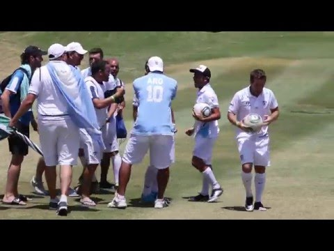Argentina Vs England World Cup Footgolf Semi Final