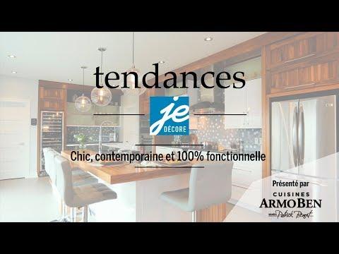 Tendances - Chic, contemporaine et 100% fonctionnelle