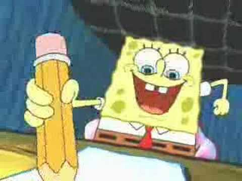 Spongebob - Deathnote