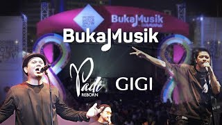 Video Padi Reborn & Gigi Live at IIMS 2018 | BukaMusik MP3, 3GP, MP4, WEBM, AVI, FLV November 2018