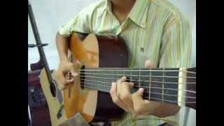 Video bengawan solo fingerstyle on classical guitar - uddin1812 MP3, 3GP, MP4, WEBM, AVI, FLV Juni 2018