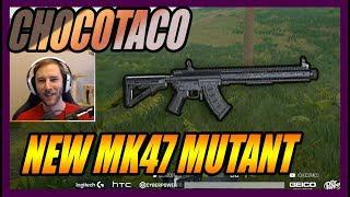 Video CHOCOTACO NEW GUN MK47 MUTANT  | PUBG | SEPTEMBER 12, 2018 MP3, 3GP, MP4, WEBM, AVI, FLV September 2018