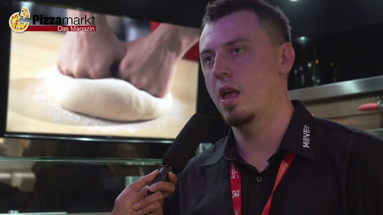 MOVE IT - Anuga 2017 im Interview mit Pizzamarkt