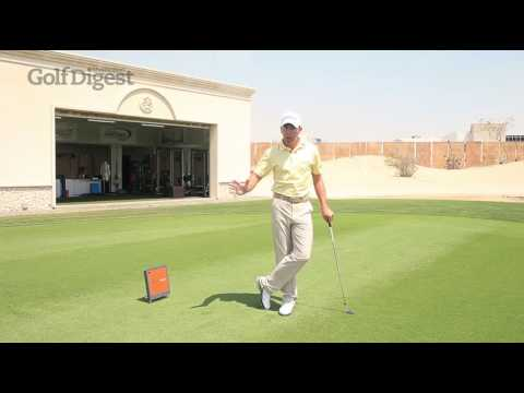 Butch Harmon School of Golf: Short iron drills and the TrackMan Test