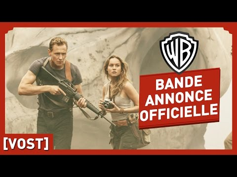 Kong : Skull Island - Bande Annonce Officielle Comic-Con (VOST) - Tom Hiddleston