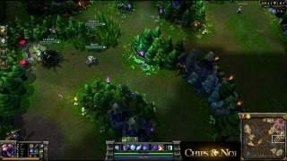 (HD146) Go4lol#68 Exordium vs GBT - League Of Legends Replay [FR]