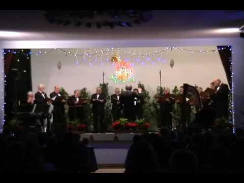 Wilja Lied, Die lustige Witwe, Akt II, Franz Lehár. Fassung für Mennerchor.
