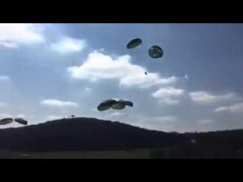 Dropping Humvees.. literally!