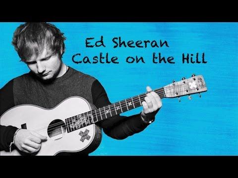 Video Ed Sheeran - Castle On The Hill (lyrics) download in MP3, 3GP, MP4, WEBM, AVI, FLV February 2017