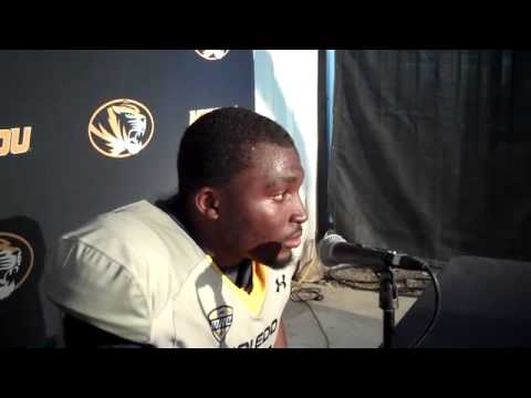 Junior Sylvestre Interview 9/7/2013 video.