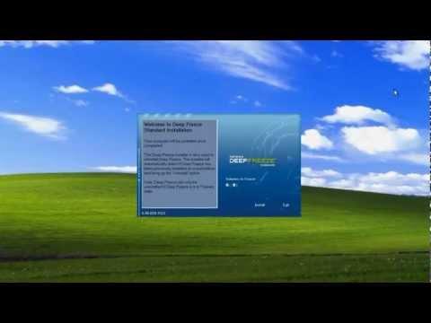 Video 0 de Deep Freeze: Cómo utilizar Deep Freeze
