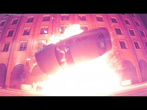 A Behind-The-Scenes Look At The Insane Stunts OfFast And Furious 7