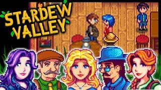 CLINT IS HAVING LADY PROBLEMS! | Stardew Valley Modded #68