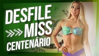As candidatas a Miss do Centenário do Palmeiras deram show. A matéria completa você assiste no programa PALMEIRAS NA...