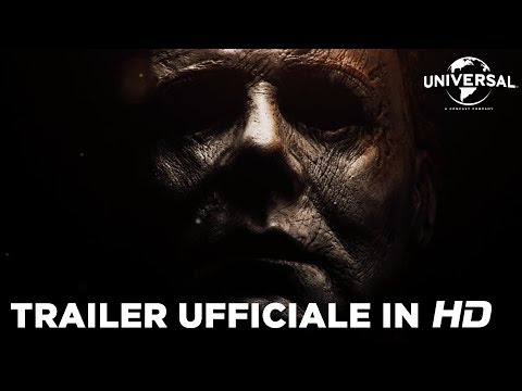 Preview Trailer Halloween, trailer italiano ufficiale