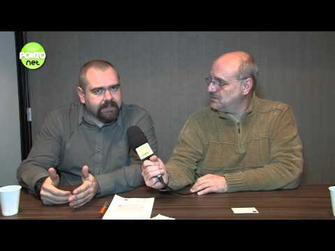 Erick Formaggio, um dos fundadores do miauproject, é entrevistado por Ricardo Orlandini