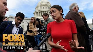 Ocasio-Cortez blasted in new billboards after calling first one 'wack'