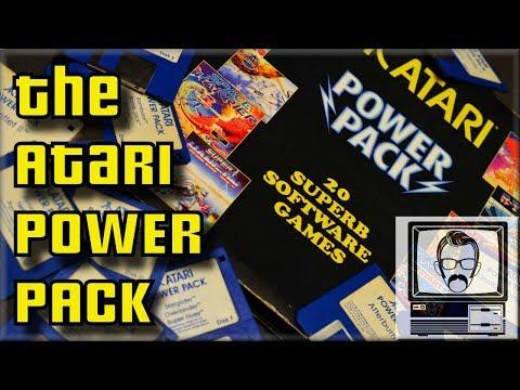 The Atari ST POWER PACK   Nostalgia Nerd