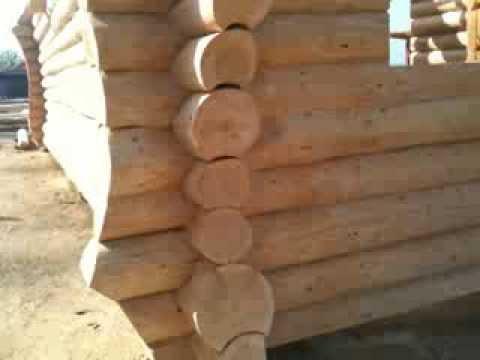 Drvena kuća konstrukcija - IZVANA