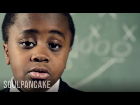 'talked - We all need a little encouragement every now and then. Kid President, knowing this, has put together a video you can play each morning as you wake up or to s...