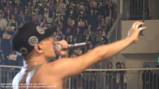 20150301 - TAEYANG - encore Eyes,nose,lips + take a commemorative photo - RISE in Taiwan JESUS LOVES TAEYANG and JESUS LOVES YOU ALL ...