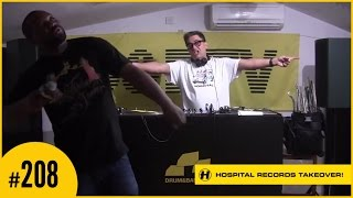 London Elektricity - Live @ D&BTV #208 Hospital Records Takeover 2015