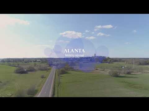 Alanta (Alunta) Molėtų rajonas