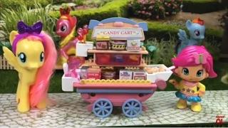 Ponyler Dişçide - Ponylerin Maceraları 14.Bölüm  Türkçe My Little Pony İzle