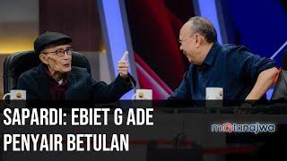 Download Video Panggung Ebiet G Ade - Sapardi: Ebiet G Ade Penyair Betulan (Part 3) | Mata Najwa MP3 3GP MP4