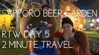 Two Minute Travel - RTW Day 5 - Australia (in Name)!