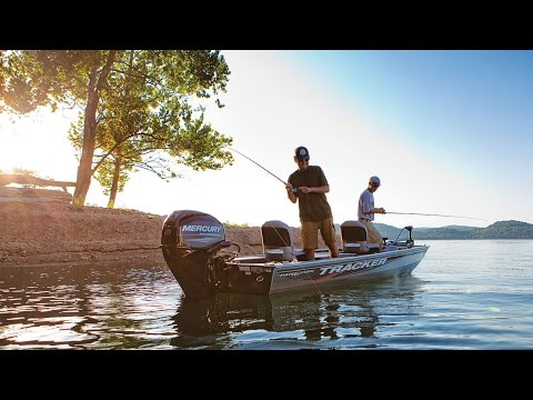 Tracker Panfish 16video