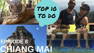 Chiang Mai Thailand  city photos : E8: Top 10 things to do in Chiang Mai [Thailand]