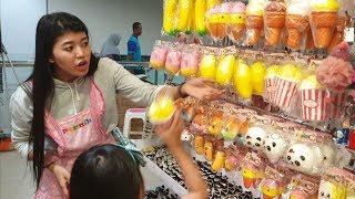 SQUISHY LAND 2 - Shopping with me @Pernik-BTC Pangkalpinang