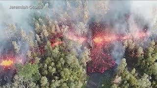Hawaii volcano Kilauea erupts, prompting evacuations