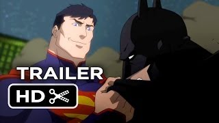 Watch Justice League War (2014) Online