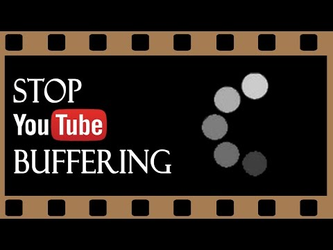 Tips & Tricks : How to STOP YouTube videos buffering (My Opinion)