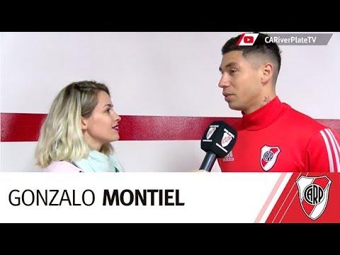 Gonzalo Montiel: