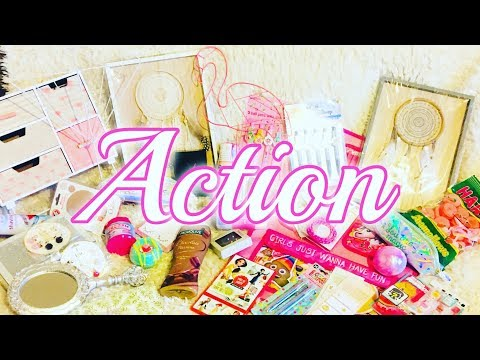 [Haul n°42] : ACTION - Juin 2018