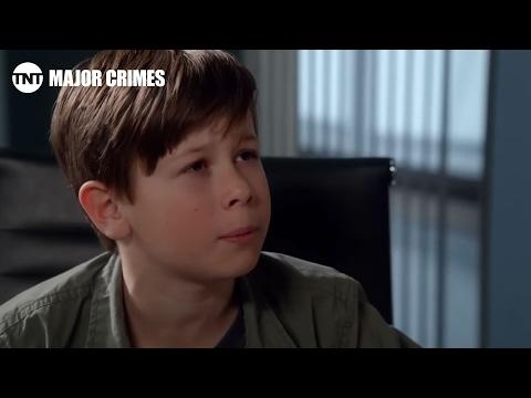 Major Crimes: Babysitter- Season 5, Ep. 9 [CLIP]   TNT