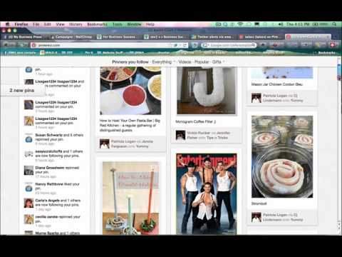 How to Streamline Your Pinterest Home News Feed