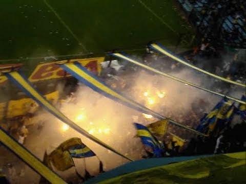 Boca Colon Ap10 / FIESTA con bengalas - La 12 - Boca Juniors