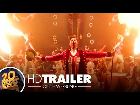 Greatest Showman | Offizieller Trailer 2